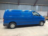 2000 Toyota Hiace +++long wheel base +++ 1 owner as 10 years +++ really tidy van +++ only 140k miles