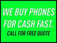Get Cash For Your Old Smartphone (Pickup Anywhere in London)