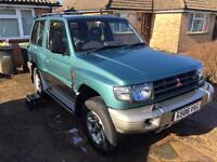1997 Mitsubishi Shogun 3L V6 4x4