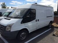 Ford transit LWB med roof year 2006 ready to work quick sale