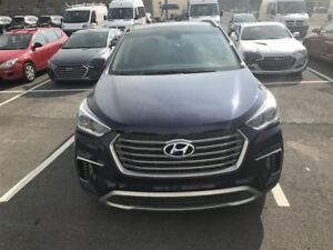2017 Hyundai Santa Fe XL Limited 7 PASSAGER