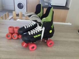 Bauer roller skates 6-7 size