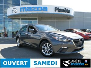 2014 MAZDA 3 SPORT GS AUTO AIR MAGS BLUETOOTH