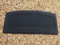 VW Golf Parcel Shelf to fit Mk5 and Mk6 2004-2012 Black