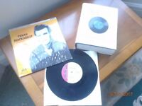 Book/1955 Vinyl - The Great Rock Discography History PLUS 10in 33rpm Sonny Fisher Rockabilly Album