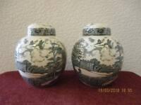 Mason Ginger jars