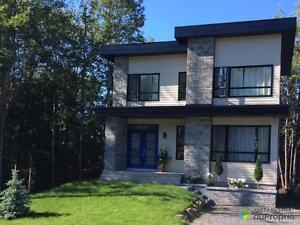 480 000$ - Maison 2 étages à vendre à Lac-Beauport