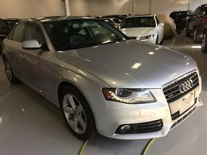 2012 Audi A4 2.0T Premium (Tiptronic) AWD LED NO ACCIDENTS