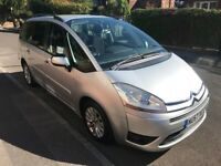 Citroen C4 Grand Picasso 1.6 HDI – DIESEL – Automatic – Towbar - 7 Seats