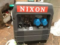 Nixon KGE3000Ti Quiet Portable Generator