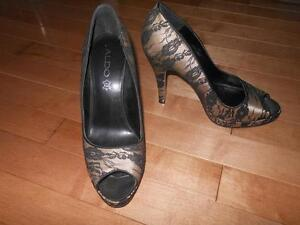 Gorgeous Aldo shoes-Size 8-$75-Cost was $125