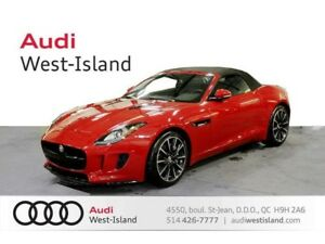2016 Jaguar F-Type Convertible * WARRANTY * NAVIGATION *