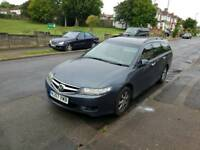 Honda Accord 2.2 diesel manual 6 speed Great work horse long mot , runs ready to go