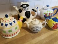 Wittard of Chelsea teapot collection