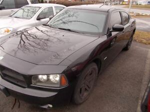 2006 Dodge Charger RT HEMI ROAR BLACK LEATHER NICE NICE CAR