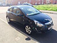 Vauxhall Corsa SXi 1.2 Black