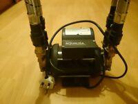 Shower Pump - Aqualisa Mach 250 2.5 Bar Twin Ended Pump