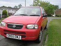 2005 SUZUKI ALTO GL IDEAL 1ST CAR