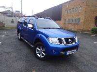 Nissan Navara dCi Tekna 4x4 Shr Dcb Auto Diesel 0% FINANCE AVAILABLE