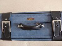SPARTAN BRAND SUITCASE - AS NEW