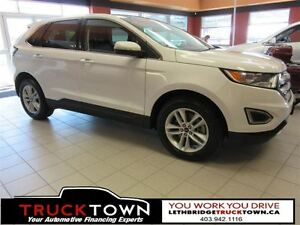 2015 Ford Edge LEATHER ALL WHEEL DRIVE