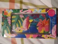 Iphone 6 flamingo phone case