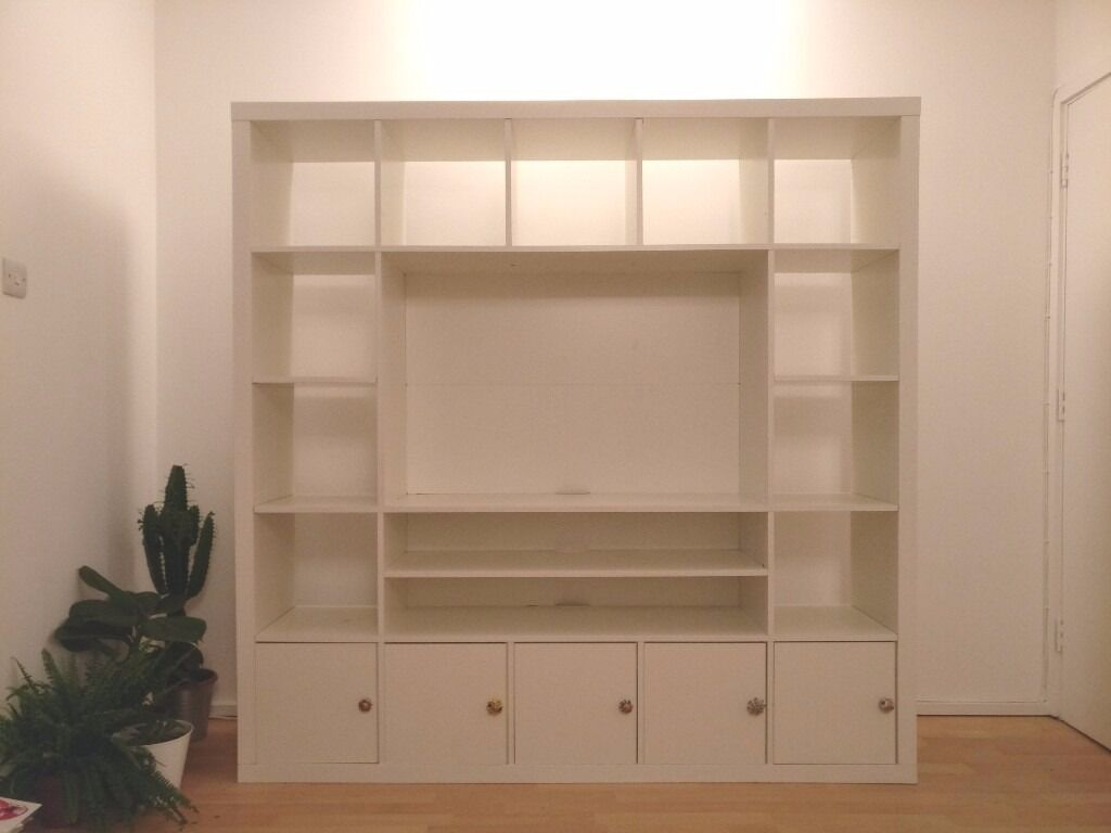ikea expedit tv unit same as kallax in bethnal green london gumtree. Black Bedroom Furniture Sets. Home Design Ideas