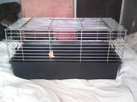 small animal cage suitable for Guinea pigs and rabbits