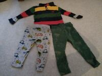 Baby boy clothes 12-18months (18 items Next/M&S/George)