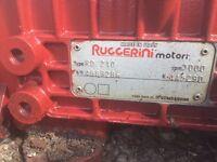 RUCCERINI ENGINE