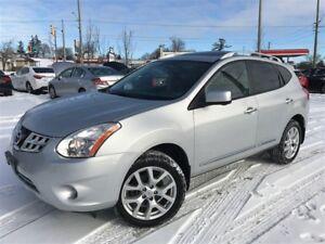 2012 Nissan Rogue SL / NAV / 360° CAMERA / LEATHER / AWD