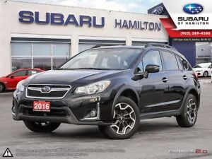2016 Subaru Crosstrek Limited Package EYESIGHT | LEATHER | NA...
