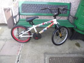 BLITZ BMX 18 INCH WHEELS BIKE