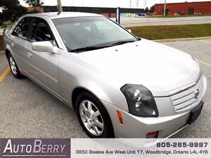 2006 Cadillac CTS *** Certified and E-Tested *** $5,999
