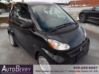 2013 Smart fortwo Pure Pkg *** CERTIFIED & E-TESTED *** $6,799