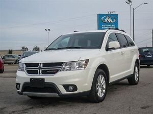 2015 Dodge Journey SXT / 7 PASSENGER / 3.6L V6 / ALLOY RIMS