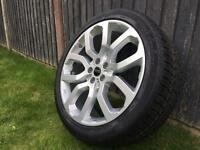 "22"" Range Rover L405 Vogue Sport - BRAND NEW Style 6 wheel And Tyre - 275/40R22"