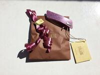 NEW hair clip brand 1st CLASSE purple.