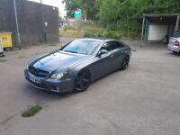 Mercedes cls 320 cdi factory Amg bodykit px swap bmw 330d 335d 335i 530d 535d f10 x5 audi a4 a5 a6