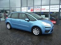 2009 09 CITROEN C4 PICASSO 1.6 VTR PLUS HDI 5d 107 BHP **** GUARANTEED FINANCE ****