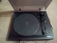 Thorends TD180, quality turntable