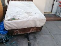 5x4 car trailer with cover £70 ono