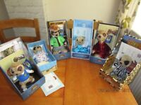 Meerkats x 6 in boxes Compare the Market Limited Edition Elsa & Safari Oleg