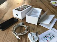 iPhone 5s 16GB gunmetal grey EE network