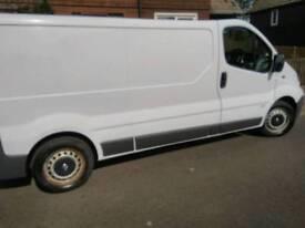 Vauxhall vivaro 2.0 cdi lwb