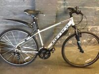 Carrera CrossFire BARGAIN Bike For Sale!!! Accessories included £110 ...!!