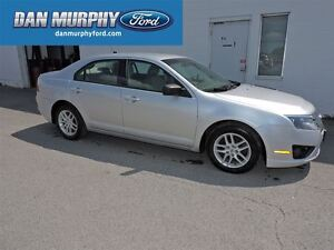 2011 Ford Fusion S 2.5L I4