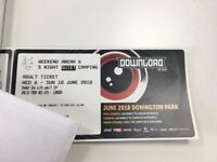 Download Festival Weekend Arena & 5 night quiet camping