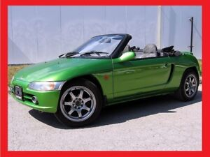 1991 Honda Beat Convertible+Clean !!!