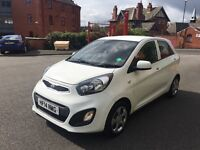 2014 KIA PICANTO 1.0 LITRE, FULL SERVICE HISTORY, £0 ROAD TAX, ONE PREVIOUS OWNER